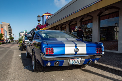 1966 Mustang Restomod Amplifies What Ford Did Right The First Time