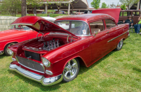 Three-For-One: An All-New '55 Chevy, Built Without Compromise