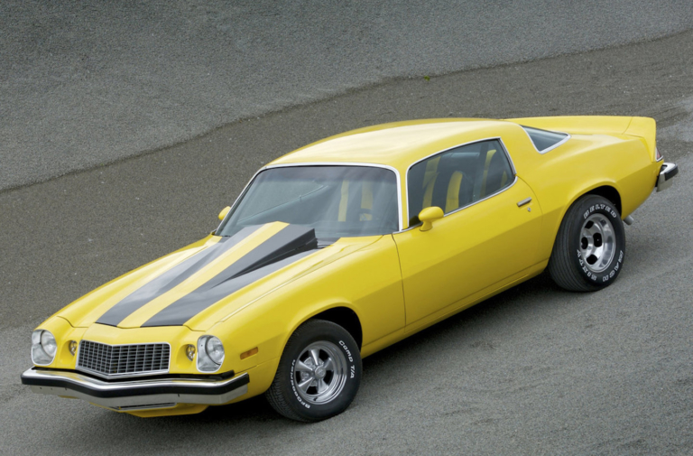 Rockstars and Musclecars: Ted Nugent And The '75 Camaro
