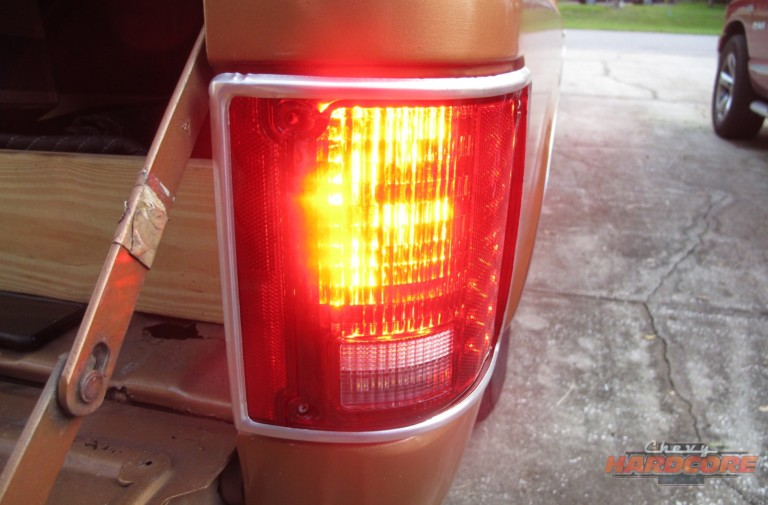 Light 'Em Up: Installing Sequential LEDs In A Classic Chevy C10